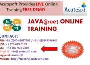 JAVA Online Training | Online JAVA Training