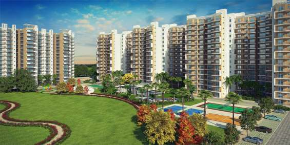 Ajanara le garden 3bhk 1500 sqft flats ready to possession in noida extension-9650797111