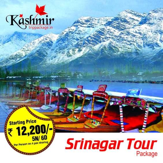Srinagar & kashmir tour packages with kashmirtrippackage.in