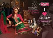 Unstiched designer salwar suits