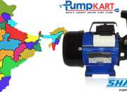 Shakti self priming monoblock pumps dealers online in india
