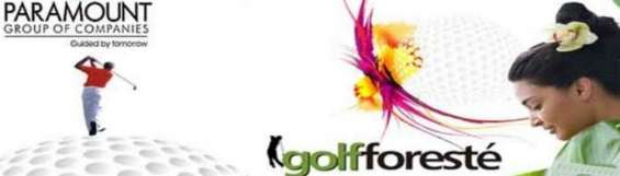 Paramount golfforeste villas in noida, greater noida