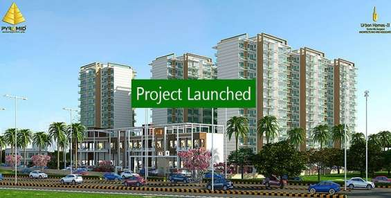 Pyramid infratech sector 86-7838486386 gurgaon