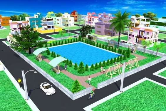 Project description dakshini, the residential community is located on national highway nh