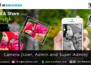 """ReadyMade solution for """"Photo sharing"""" Application By BR Softech"""