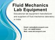 Fluid Mechanics Lab Equipment