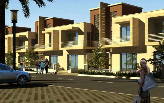 Krish harmony luxuries residential villa in bhiwadi