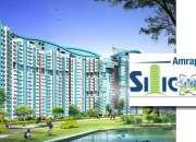 2/3/4 bhk apartments at Amrapali Silicon City Noida