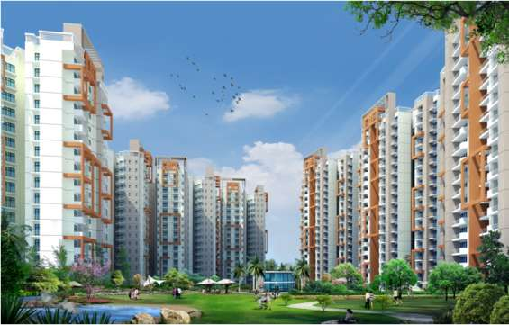 Amrapali spring meadows 1/2/3 bhk residential apartments noida extension