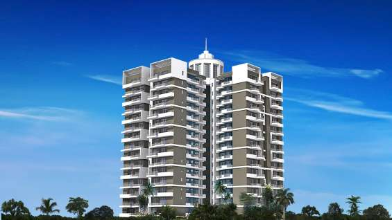 Book 2/3/4bhk residential flats in ajnara daffodil sector 137 call@9560187799