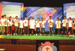 Gurukul ethos   indian culture   co-educational residential boarding schools hyderabad ind