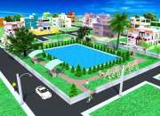 Land sell in ready to move township project plots sell Baruipur