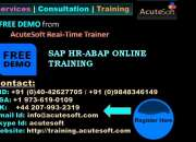 Sap hr-abap online training course