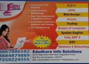 Best chance to learn by joining course with edudhara info solutions