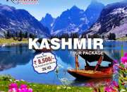 Experience Kashmir's Delight With Holiday Packages