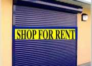 Ground floor shop available for rent in p.gutthal…