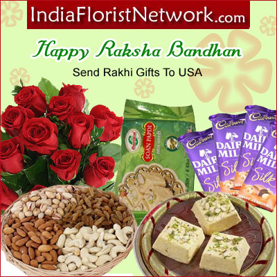Mesmerize your dear brother on this raksha bandhan
