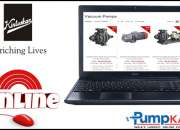 Buy kirloskar vacuum pumps online in india
