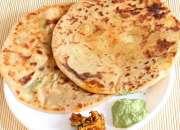 Delicious aloo paratha recipe