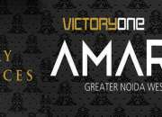 Victoryone Amara - 2, 3 bhk luxury apartments