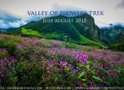 A trek to Paradise - Into the VALLEY OF FLOWERS!!!