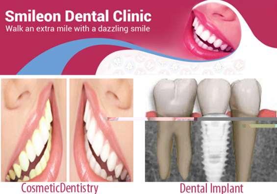 Dental clinic in south delhi