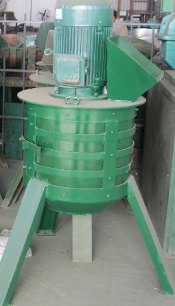 Chain crusher structure, application and features: