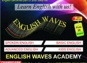 English Classes at English Waves Academy
