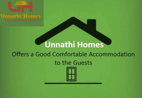 Best guest house services for your vacation in secunderabad