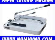 Paper cutting machine price in gurgaon