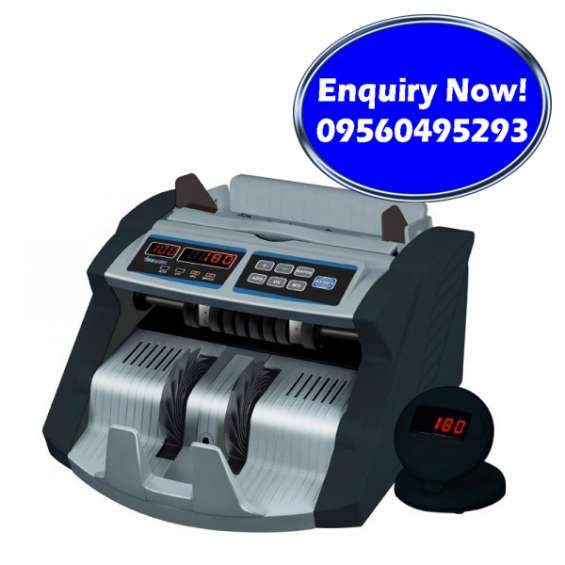 Loose note counting machine importer in india