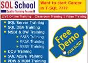 Practical t-sql classroom training
