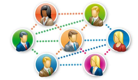 Social intranet software