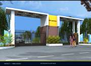 NBR Garden RV is developed as a gated community with plots that is approved by DDTC and DT