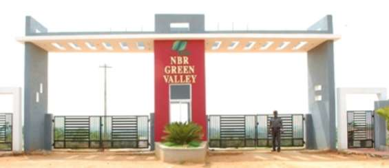 Nbr green valley, is a gated plot community on the sarjapur-hosur road