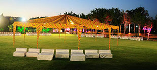 We provides all major facility to celebrate our special occasion.