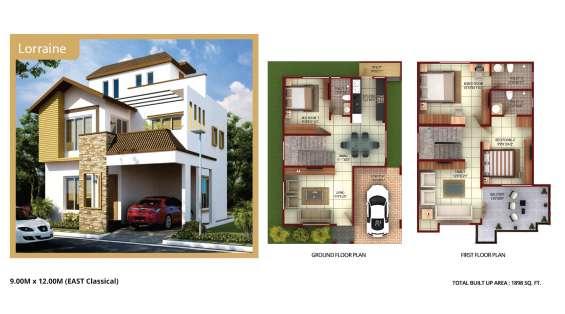 Buy villas, kanakapura road- luxury and exclusivity by concorde group++9+