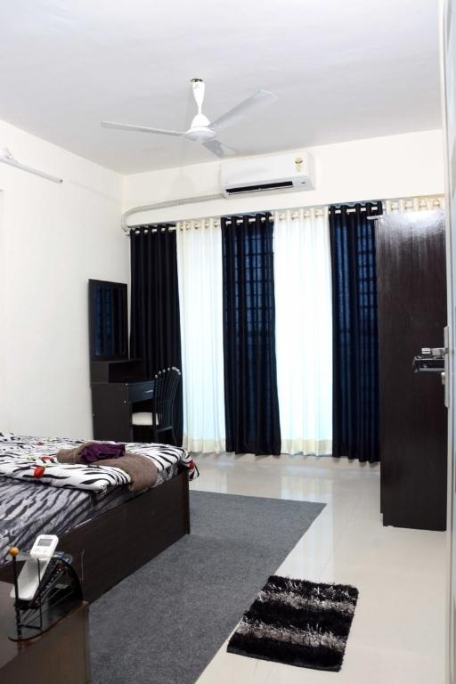 Corporate service apartment for business travellers