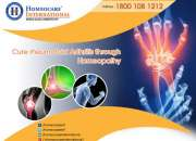 Get relief from arthritis through effecient homeopathy