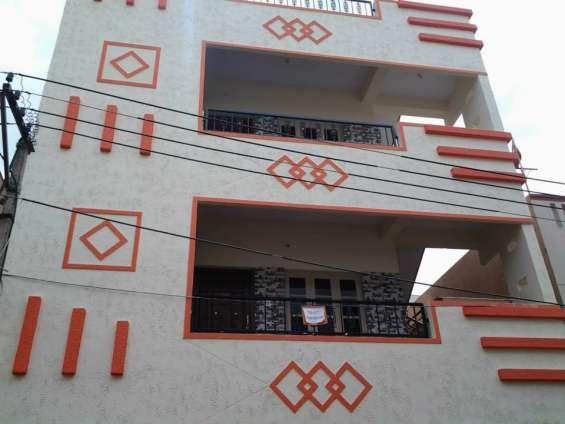 2bhk house for rent in horamavu,banaswadi, close to manyata tech park.