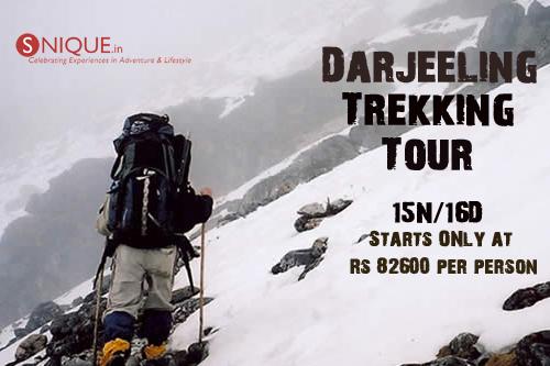 Darjeeling trekking package