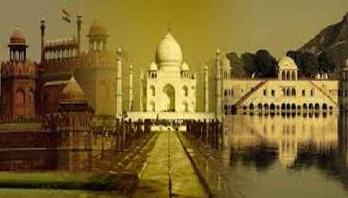 Golden triangle 4 days tour package