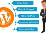 Custom Wordpress Design and Development Services In India