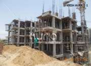 Krish aura 2bhk multistory apartment in bhiwadi