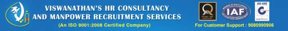 Wanted for client relationship manager in chennai
