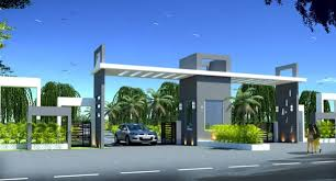 Villa plots near sarjapur road on bagalur for rs. 650/- per sq.ft in nbr green valley phas
