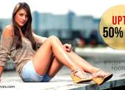 Women Footwear Online Shopping at Best Prices - Planeteves