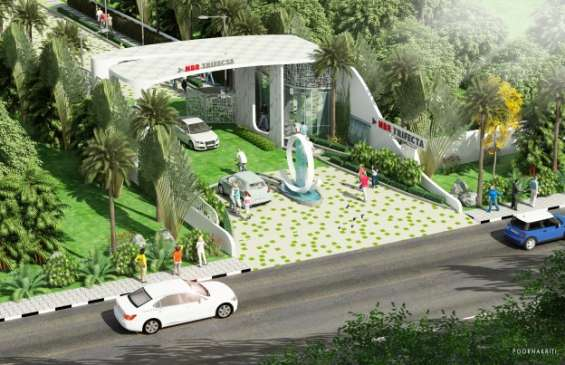 Dtcp approved grand new residential project is developed by well known nbr group. nbr trif
