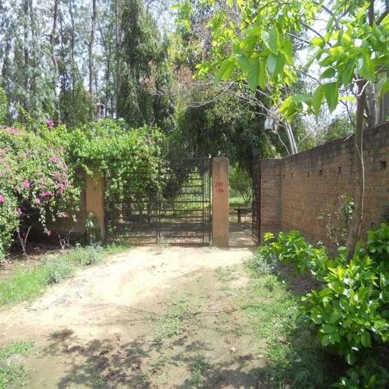 Farm house for sale in jaunapur, south delhi