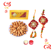 Raksha Bandhan or 'Rakhi' is a special occasion to celebrate the chaste bond of love betwe